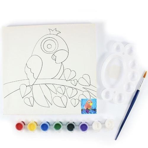 Canvas Art Kit Cartoon