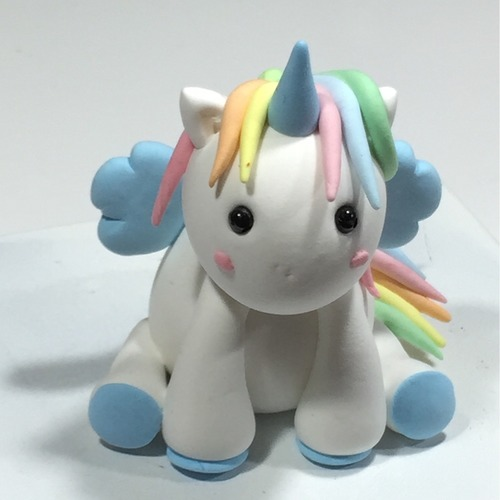 Clay Unicorn Workshop