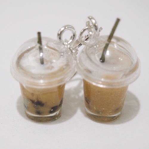 Zoom workshop - Bubble Tea Earring