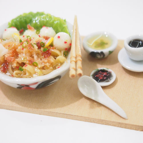 Workshop- Noodle or Kaya Toast set STB