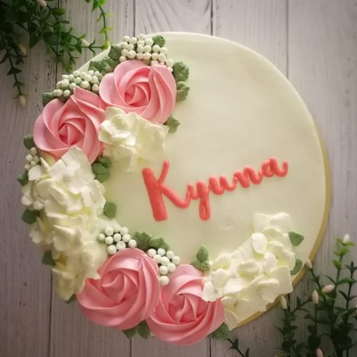 Cake Order - Bridal Showers 1 kg