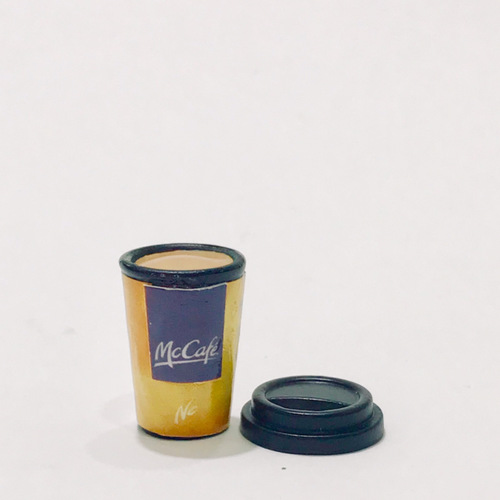 Mc Cafe Cup for Dolls