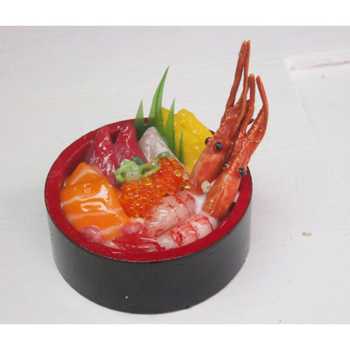 Miniature Food - Chirashi Don