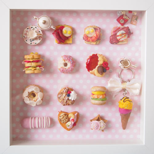 Mini Food Crafting Package - 4 sets