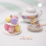 Miniature Food Workshop - Petite Macaron Charm Workshop