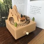 Classic Train Music Box