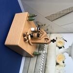 Church Wedding Music Box
