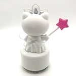 Pop Mart White Fairy Music Box