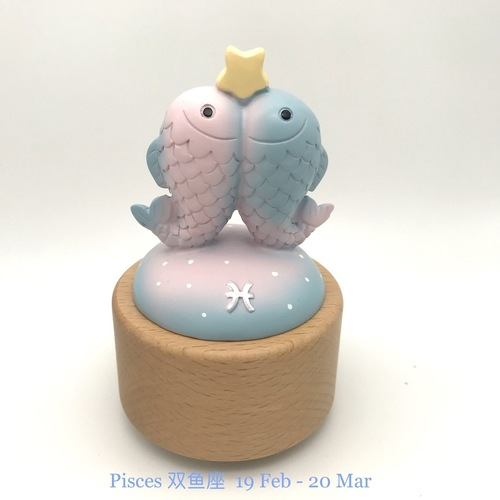 Horoscope Music Box - Pisces