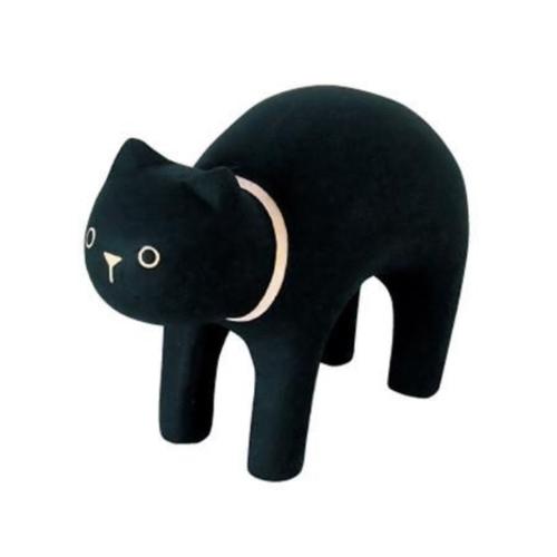 Polepole Black Cat
