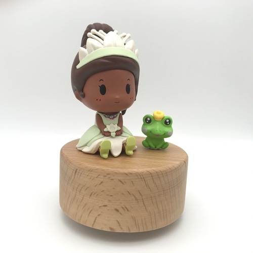 Princess Tiana Music Box