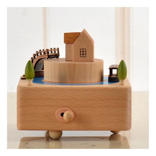 River House Music Box
