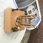 London Tower Bridge Prince and Princess Music Box