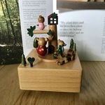 Tree House and Pig Music Box
