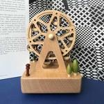 Ferris Wheel Music Box (without couple)