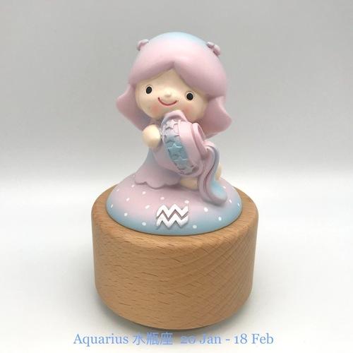 Horoscope Music Box - Aquarius
