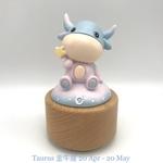 Horoscope Music Box - Taurus