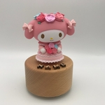 My Melody With Flower Music Box