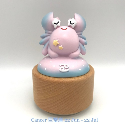 Horoscope Music Box - Cancer 巨蟹座