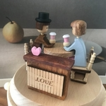 Teatime Couple