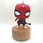 Spider-Man Music Box