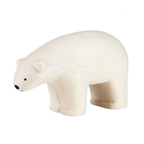 Polepole Polar Bear
