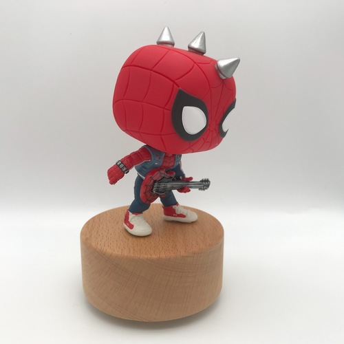Spider-Man Music Box