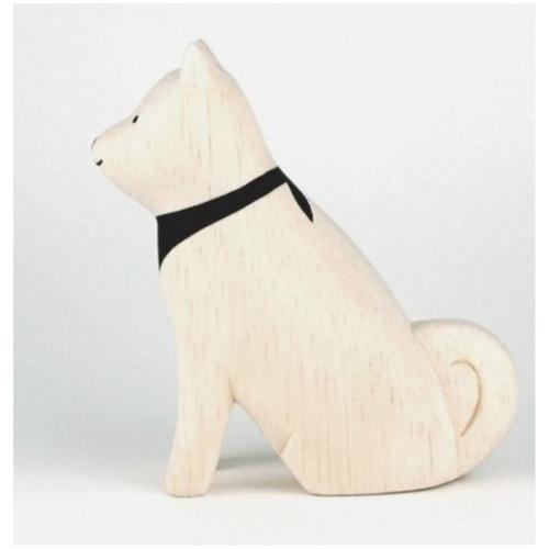Polepole Akita Dog