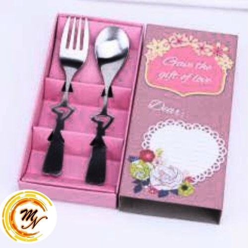 Fork and Spoon Set (Type C)