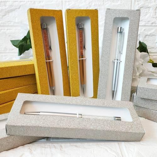 Crystalline Ballpoint Pens