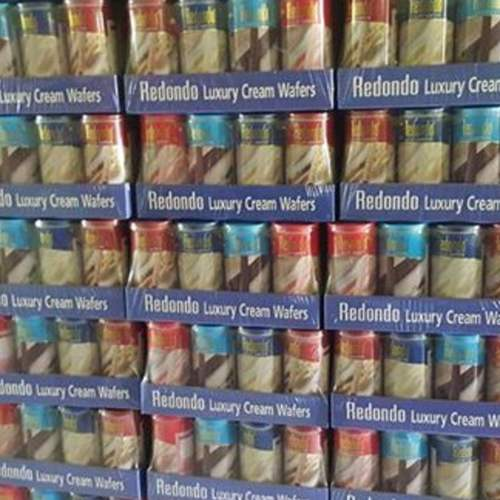 Redondo Luxury Cream Wafers 150g (without packaging)