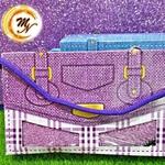 Handbag Arm-length Cotton Towel Set