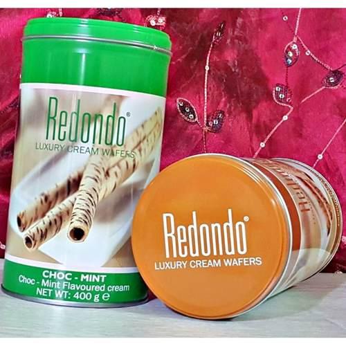 Redondo Luxury Cream Wafers 400g