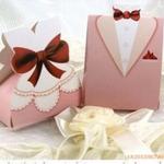 Pink Dress Pair Box