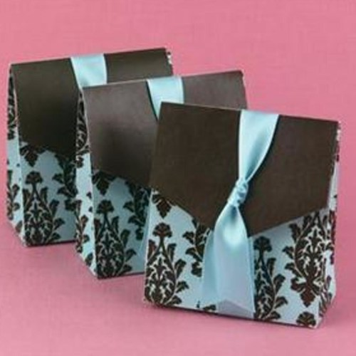 Blue Forest Box