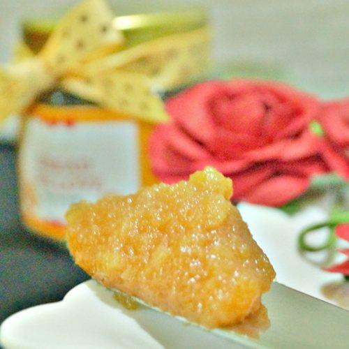 Bottled Hainanese Kaya with Honey