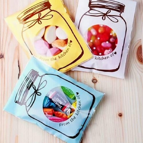 Mason Jar Bags
