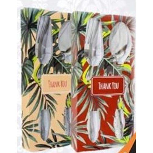 Tropical Fork & Spoon Premium