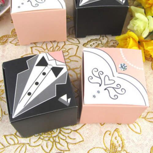 Wedding Square Pair Box