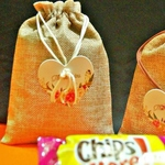 Chips More! Mini in Funnel Bag