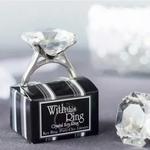 Wedding Ring Keychain
