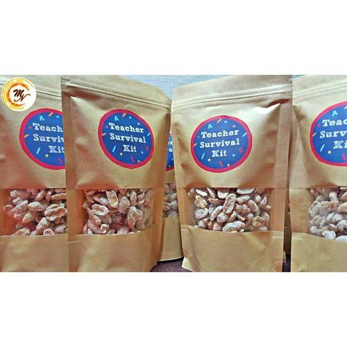 Sugared Peanuts Kraft Treat