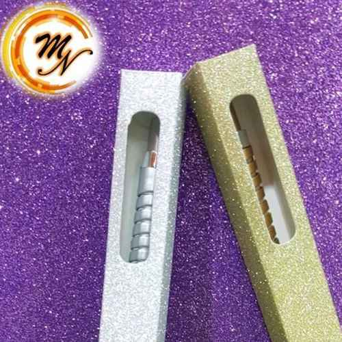 Ballpoint Pen in Glitter Box (Gold/Silver)