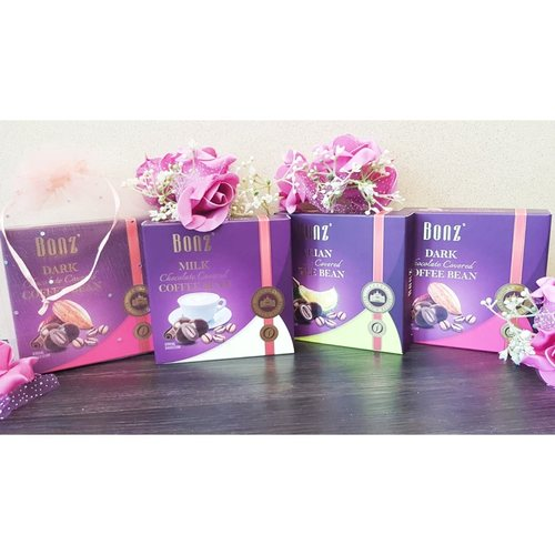 Bonz Belgium Chocolates (Halal)