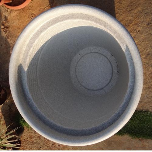 Lavish Stone Grey- 25 inches