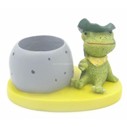 Frogiee pot