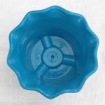 Blossom pot 110 mm - Blue