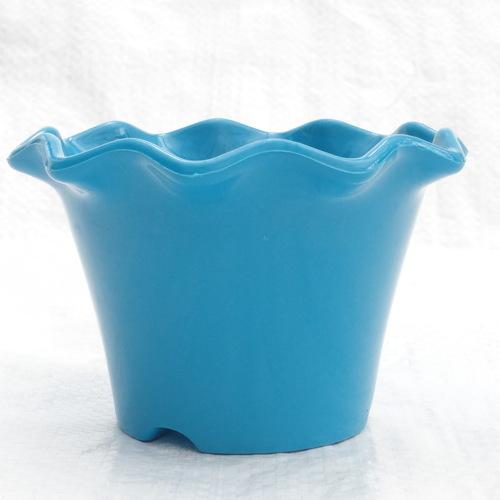 Blossom pot 110 mm - Blue