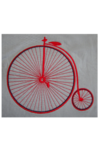 Boy's Vintage Cycle Tee Grey