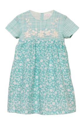 Jasmine Dress Blue